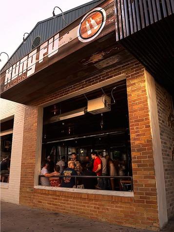Kung Fu Saloon Austin