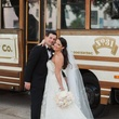 Julia Longoria Wedding