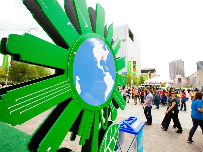 Earth Day Texas at Fair Park