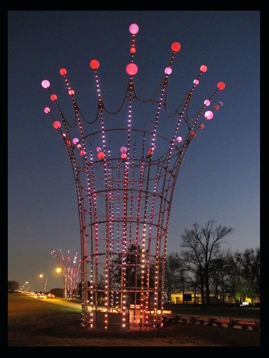 News_Houston Arts Alliance_civic art_January 2012_Radiant Fountains