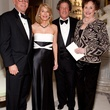 Reinzi Society dinner, January 2013, Mike Bonini, Lisa Mears, Downing Mears, Ann Trammell