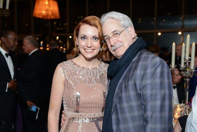 Tuts Gala 2015 TUTS' Associate Artistic Director Marley Wisnoski & Richard Winkler