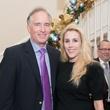 News, Shelby, Holiday Schmooze, Dec. 2014, Mark Sullivan, Christie Sulivan