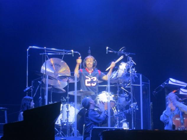 Charlie Adams, Yanni, August 2012