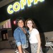 1 Coppa Osteria party September 2013 Alexandra Smoots-Hogan, Mrilyn Vilandos