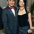 Suresh and Renu Khator at the Inprint Poets & Writers Ball February 2014