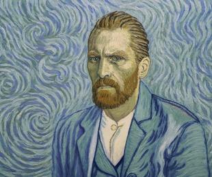 Robert Gulaczyk as Vincent Van Gogh in Loving Vincent