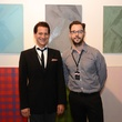 1 David Shelton, left, and Shane Tolbert at the Texas Contemporary Art Fair VIP opening party October 2013