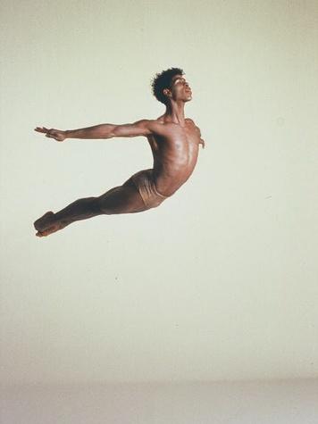 Houston Ballet artist Carlos Acosta