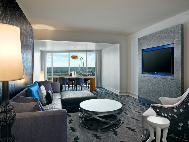 Step Inside The Ridic Renovation At W Dallas Victory Hotel