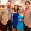 Cattle Baron's Ball 2015 Jennie Simmons, Kurt Toedel, Katie Chachere, Mason Hester