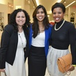 25 Women of Wardrobe event August 2013 Marisa Cormier, Divya Brown, Claire Cormier Thielke
