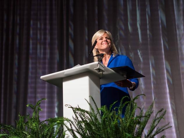 Gretchen Carlson, Trailblazer