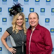 9 Tammie and Charles Johnson at Human Rights Campaign Alice's Adventures in Equality event February 2015