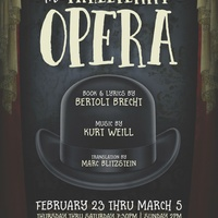 Austin Community College Drama Department presents The Three Penny Opera