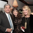 340 Gabriel and Lisa Vasquez, from left, with Suzi Hanks at the Devereux Texas Gala March 2015