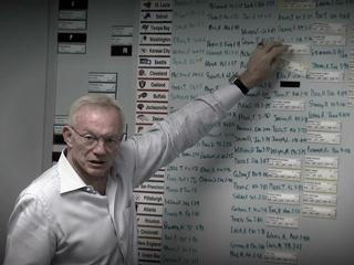Jerry Jones draft board