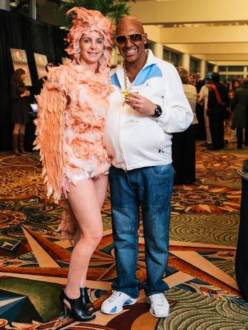0006, Ronald McDonald House Boo Ball, October 2012, Ria Van Dright, Sunjay Arya