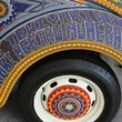 BBVA art car July 2013