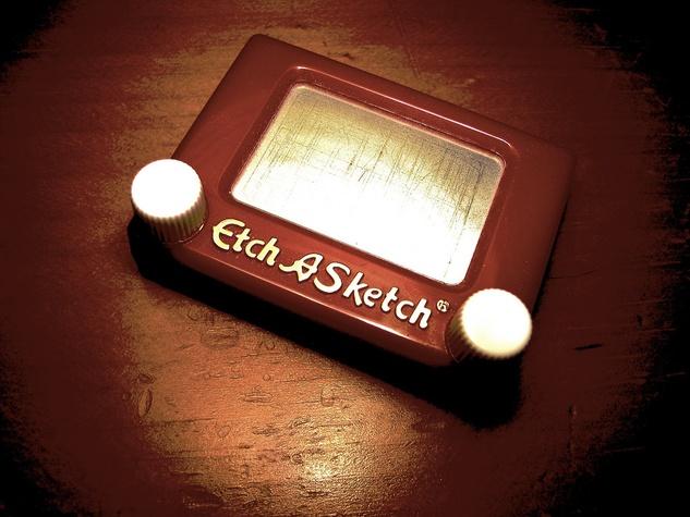 Etch A Sketch, toy