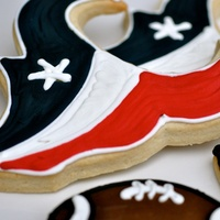 Texans cookies from Ooh La La