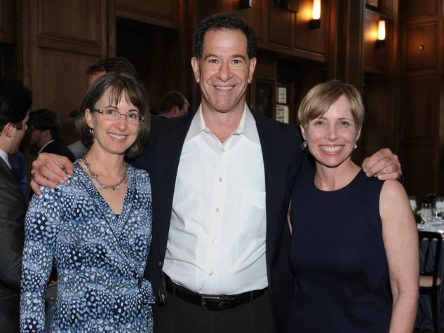 Susan Houston, Dave Litman, Anne Brown, Texas Parks & Wildlife