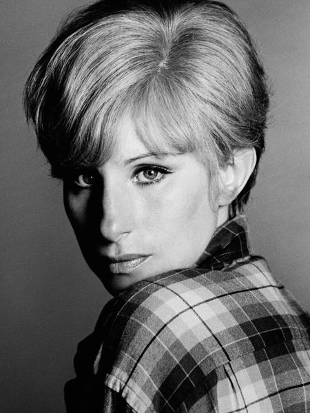 News_Greg Gorman_Barbra Streisand_Los Angeles_1981