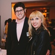 Ben and Caroline Gary at Houston Symphony Young Professionals Backstage's Luck be a Lady event November 2013