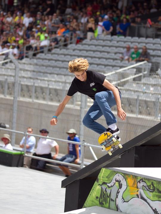 X Games Austin Friday Men's Skateboard Street