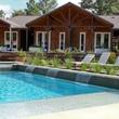 Pool at Deer Lake Lodge