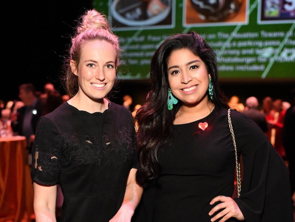 Houston, Casa de Esperanza Building Hope for Children Gala, April 2017, Amy Dust, Norma Pineda