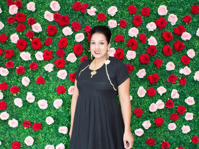 Sharan Gahunia at International Mothers Day Soiree