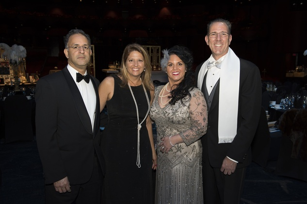 1 Tara Wilson, Amy Waldorf, and Co-Chair Lloyd Kirchner at the Mercury Gala 2015 March 2015 MISSING A NAME