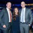 Astros Diamond Gala, Jan. 2016, Jim Crane, Krystal Crane Thompson, Jared Crane
