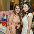 111 Marina Tatum, left, and Nina Khantignavong at Heroes and Handbags May 2014