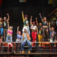 Company of Rent 20th Anniversary production