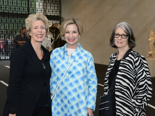 Debra Ripley, Cindy Swartz, Gracie Morisson
