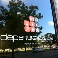 Departure Lounge exterior