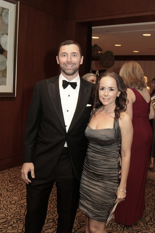 News, Shelby, Park Lover's Ball, February 2015, Chad and Cara Michael