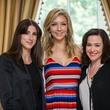 Christus Foundation Luncheon, March 2016, Emily Macey, Megan Hotze, Caroline Helander