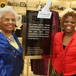 10 Grace Butler, left, and Dr. Olethia Chisolm