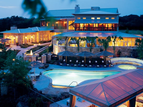 This Austin resort ranks among the 5 best spas in the world