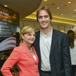 Kim Padgett and Reed Looper at the Crime Stoppers luncheon May 2014