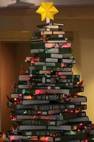 Austin photo: News_Book Christmas Tree