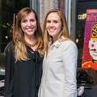 11 Mary Patton, left, and Hannah Lonergan at the CultureMap Social at Gateway November 2014