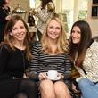 News, Children's Assessment Center tea, Dec. 2015, Amanda Seaberg, Sarah Cotting and Hillary Jebbitt