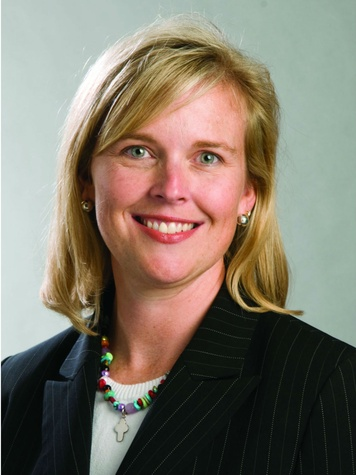 New Klyde Warren Park president Tara Green