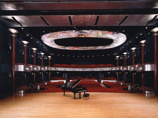 Moores Opera House, University of Houston