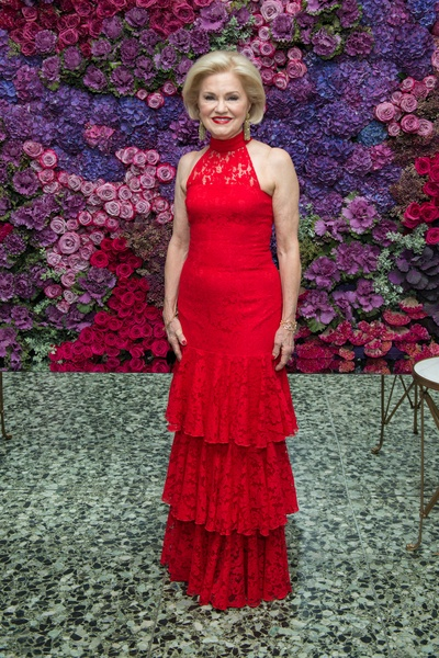 Jo Furr at Museum of Fine Arts Grand Gala Ball
