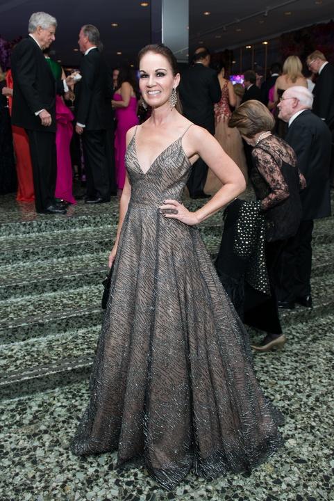 Houston, MFAH Oscar de la Renta Ball, Beth Muecke